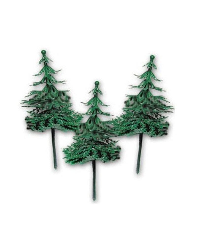 2: Sweet Store Dennenboom prikker 3 stuks