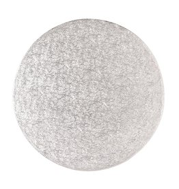 2: Sweet Store Cakedrum rond 35,5 cm zilver