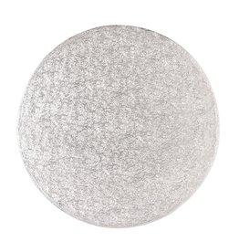 2: Sweet Store Cakedrum rond 50,5 cm zilver