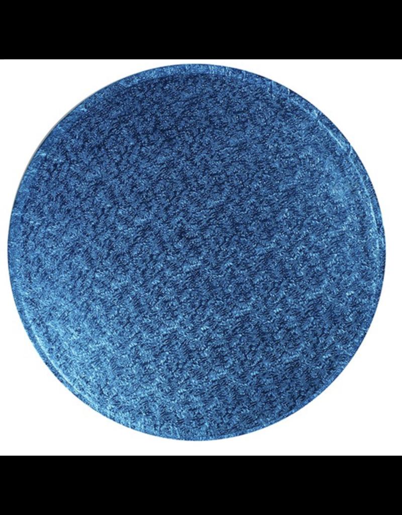 2: Sweet Store Cakedrum rond 30 cm donker blauw