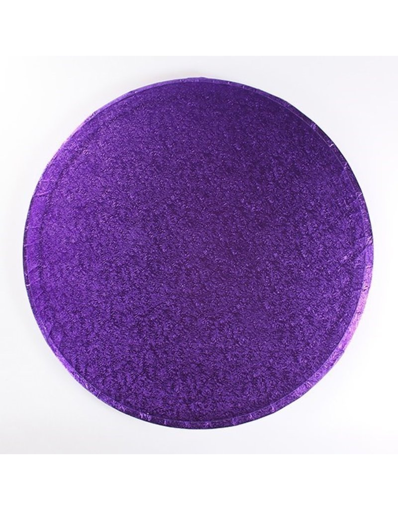 2: Sweet Store Cakedrum rond 25 cm paars