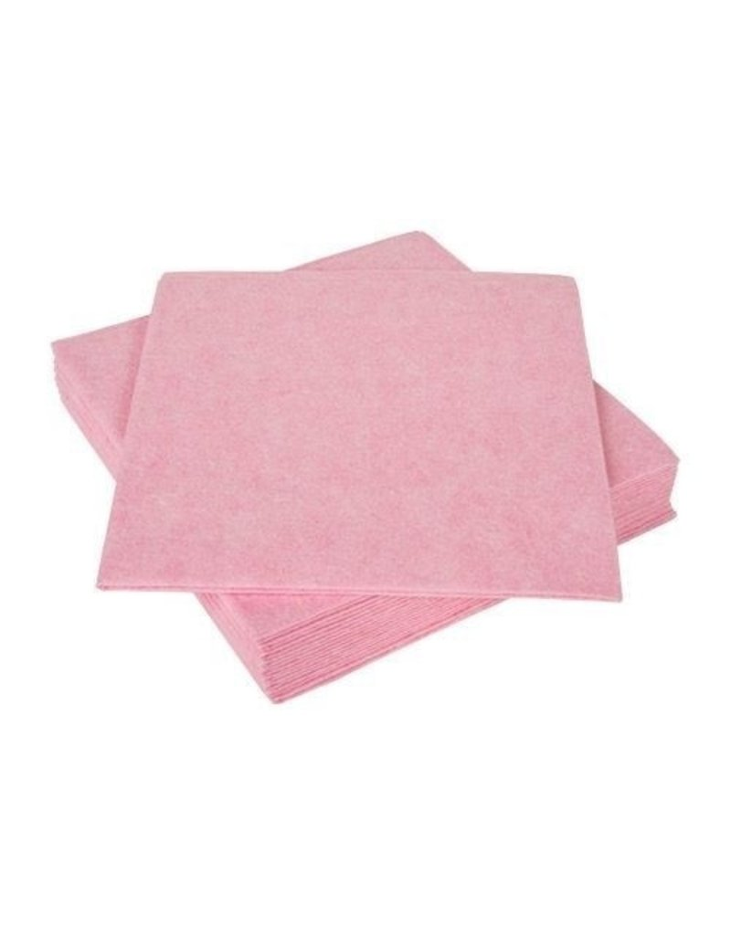 2: Sweet Store Vliesvaatdoek roze 10 stuks