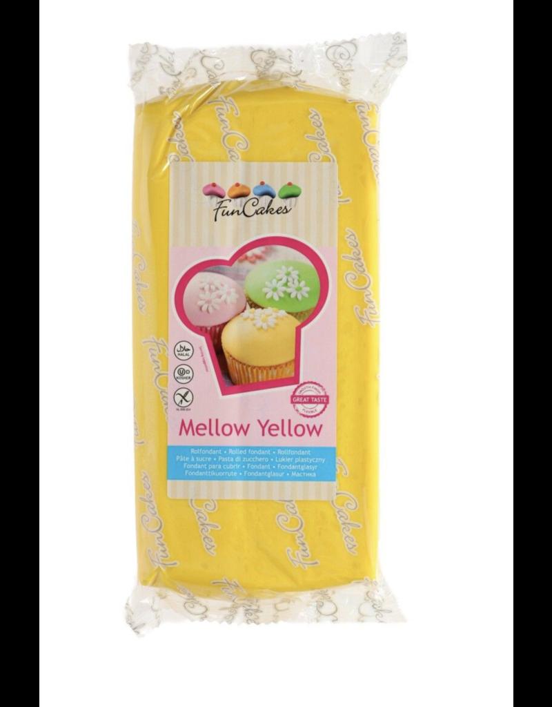 FunCakes Fondant mellow yellow 1kg