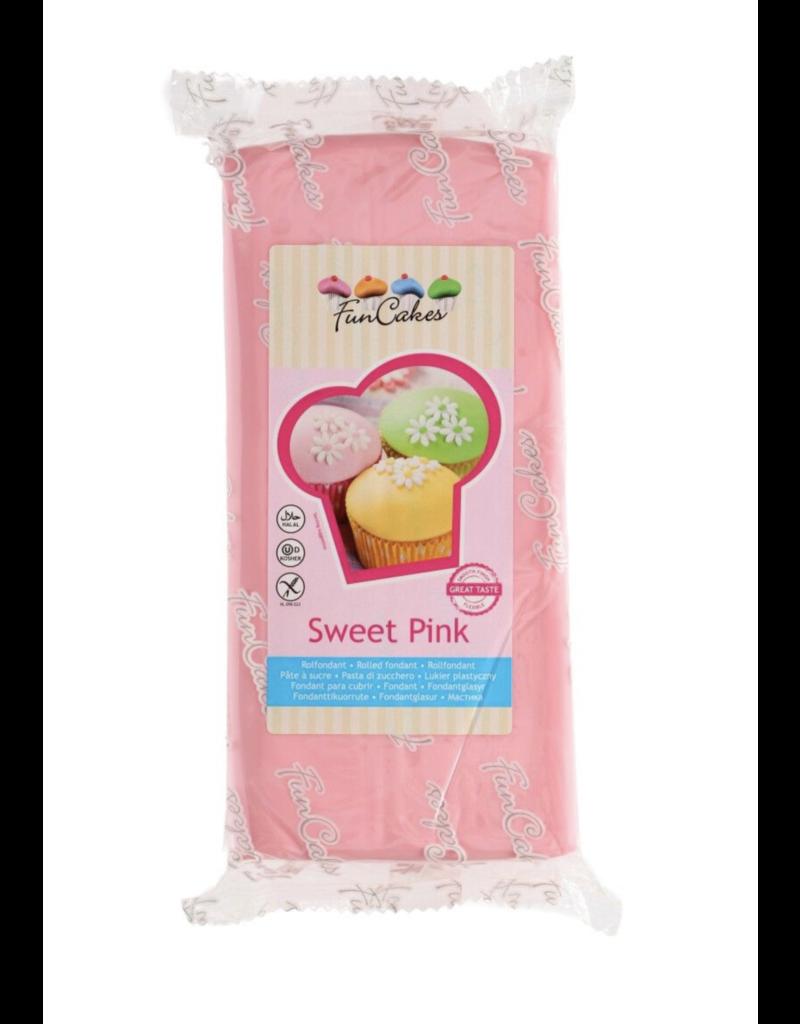 FunCakes Fondant sweet pink 1kg