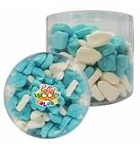 Foam baby snoep mix blauw
