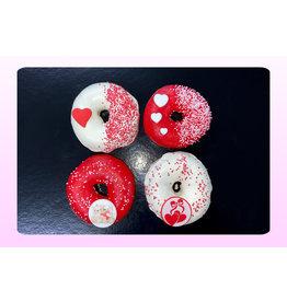 1: Sweet Planet Hartjes donuts