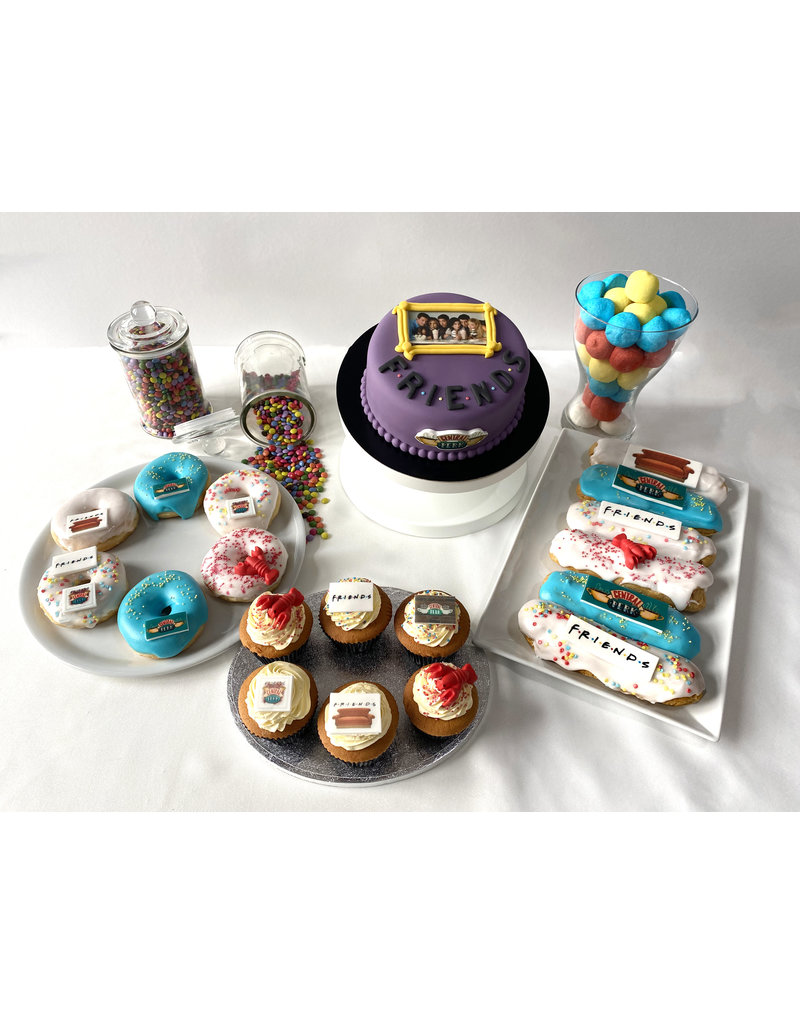 1: Sweet Planet Sweet Party Pack