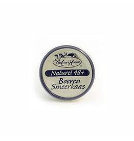 Natuurhoeve Boerensmeerkaas  naturel 48+ (koe)150 gr