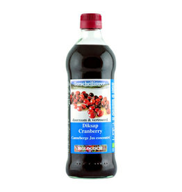 Terschellinger Cranberry siroop 0,5 ltr