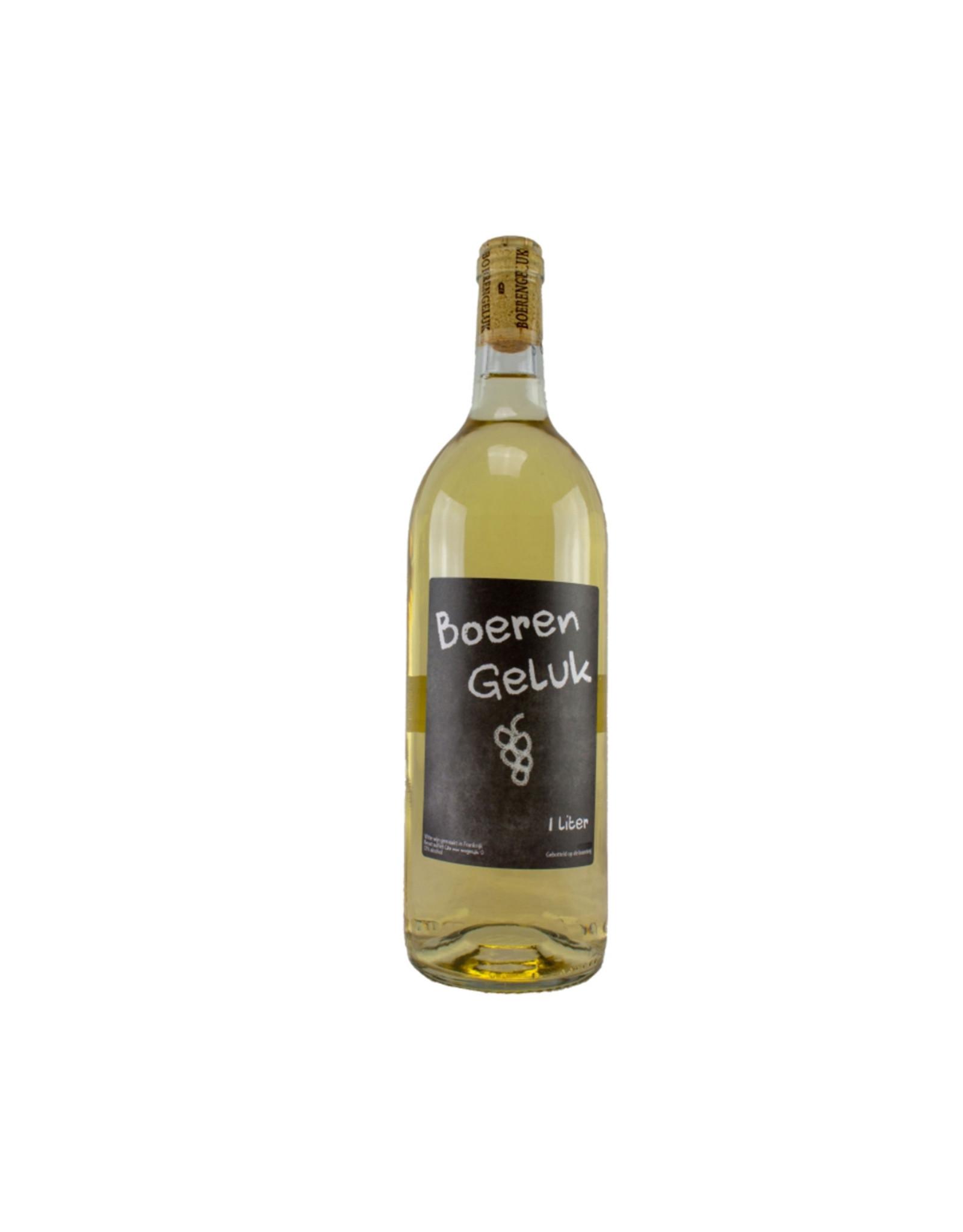 Boerengeluk Blanc (Sauvignon) 1 ltr