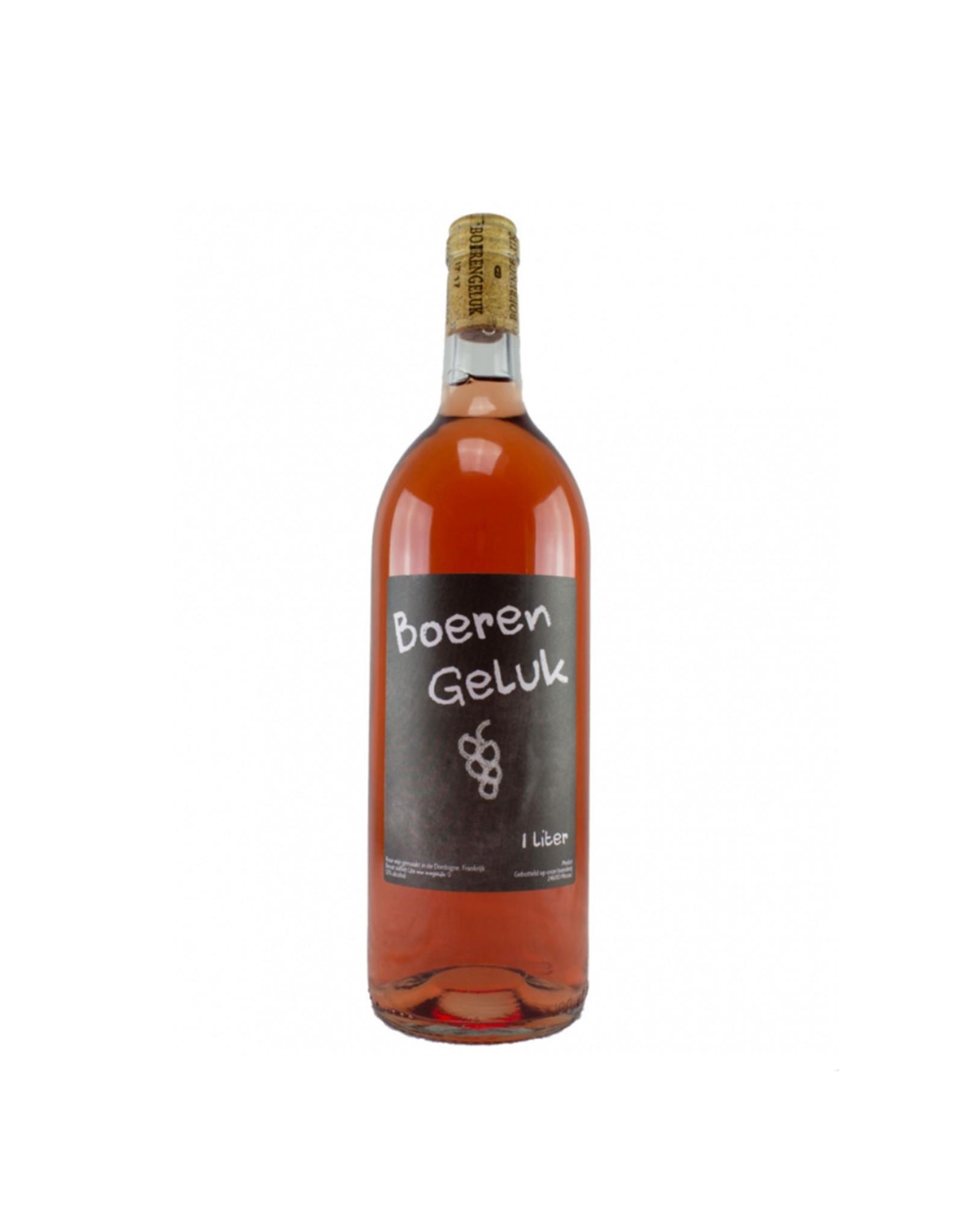 Boerengeluk Rosé (Merlot) 1 ltr