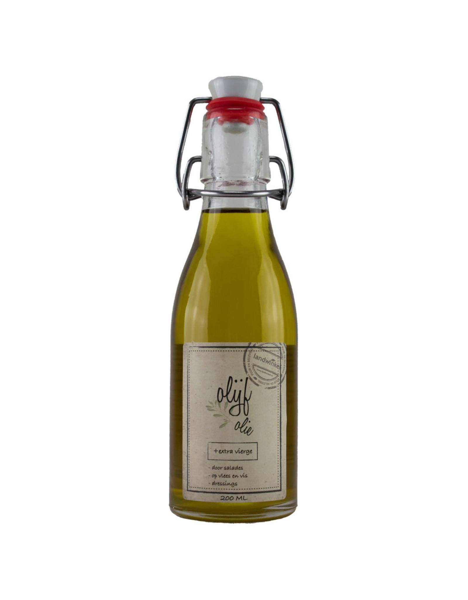 Landwinkel Beugelfles olijfolie extra vierge (Spanje) 200 ml