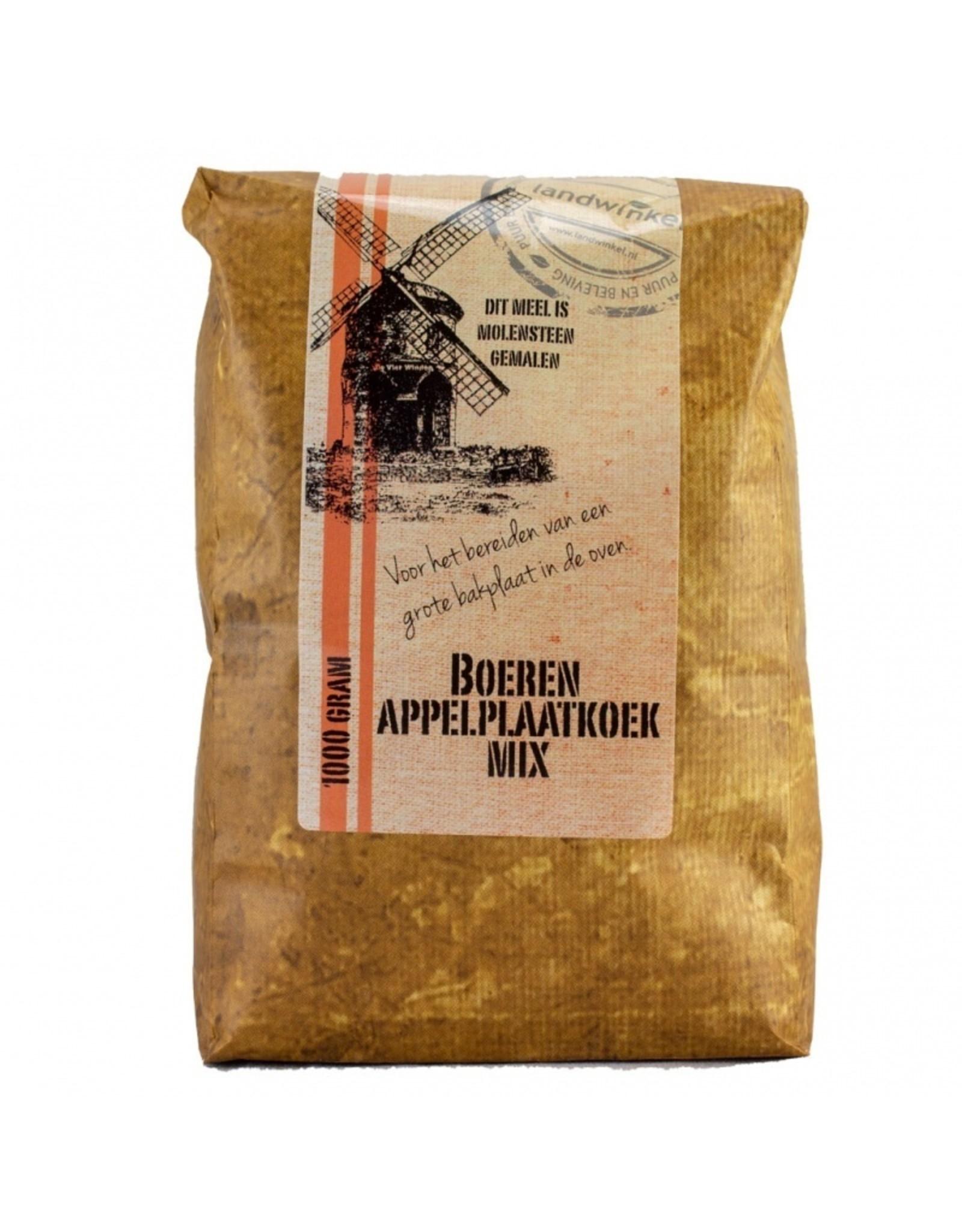 Landwinkel Appelplaatmix 1 kg