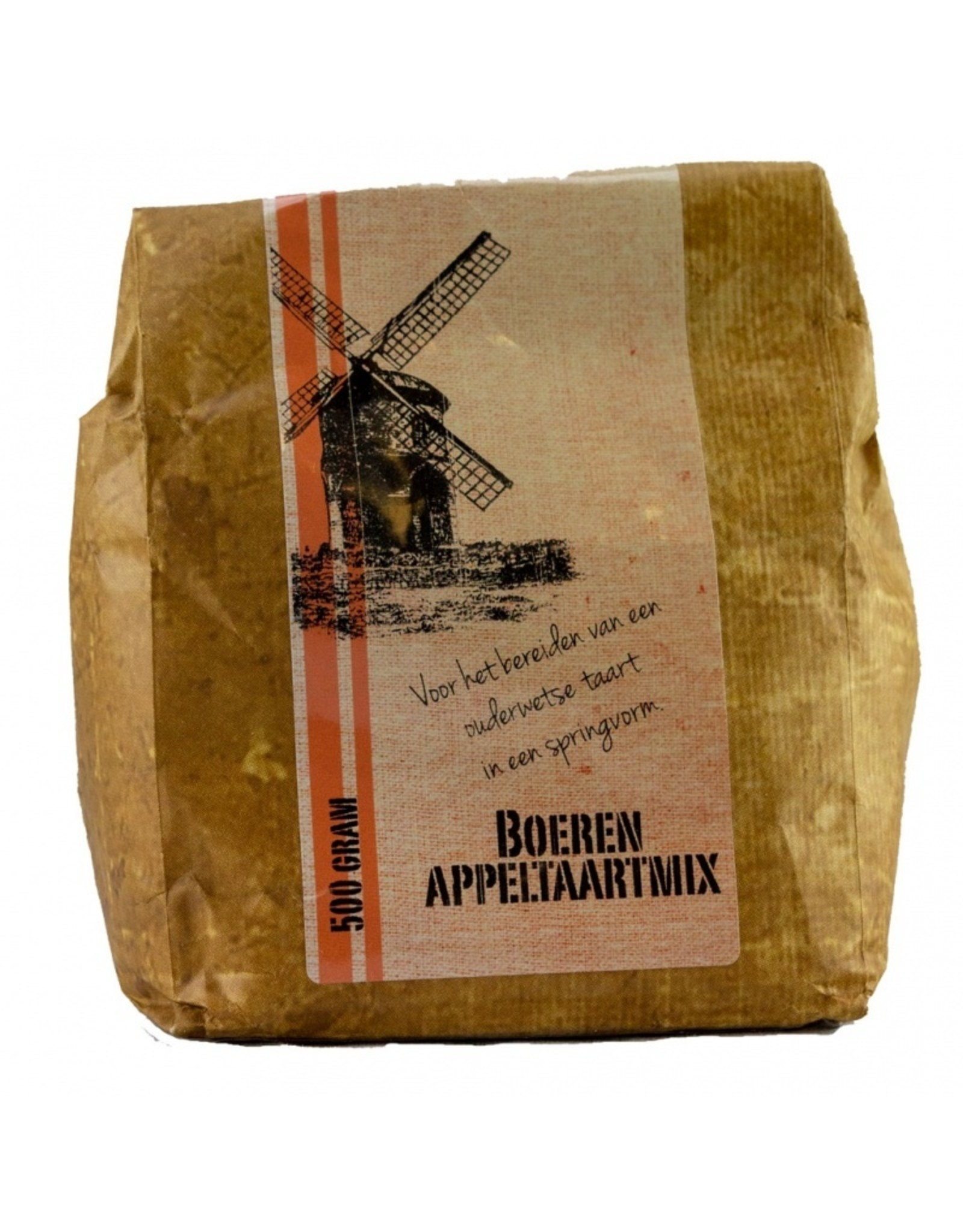 Landwinkel Boerenappeltaart mix 0,5 kg