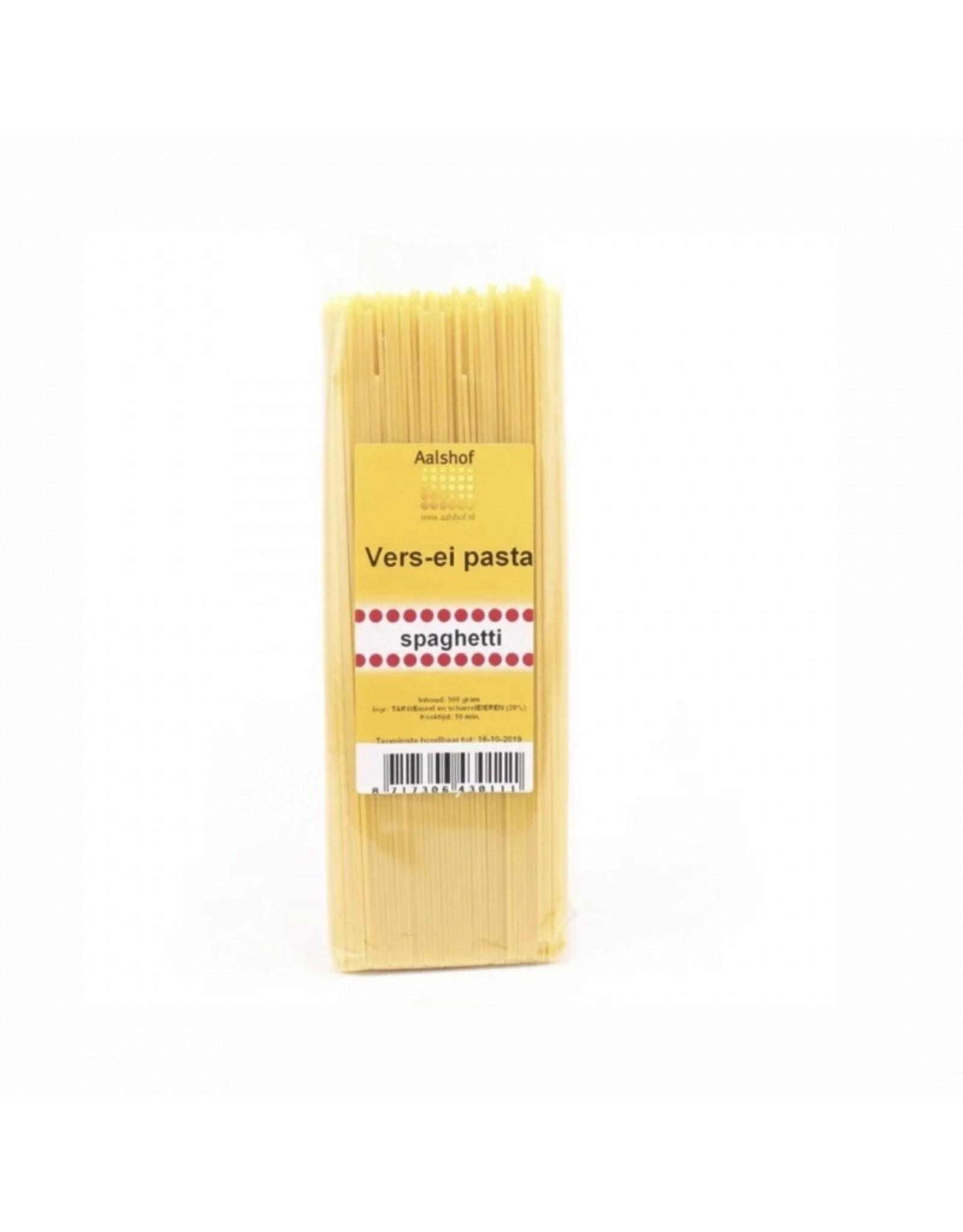 Aalshof Vers-ei pasta spaghetti 500 gr