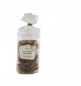 Landwinkel Appel kaneel wafels 150 gr