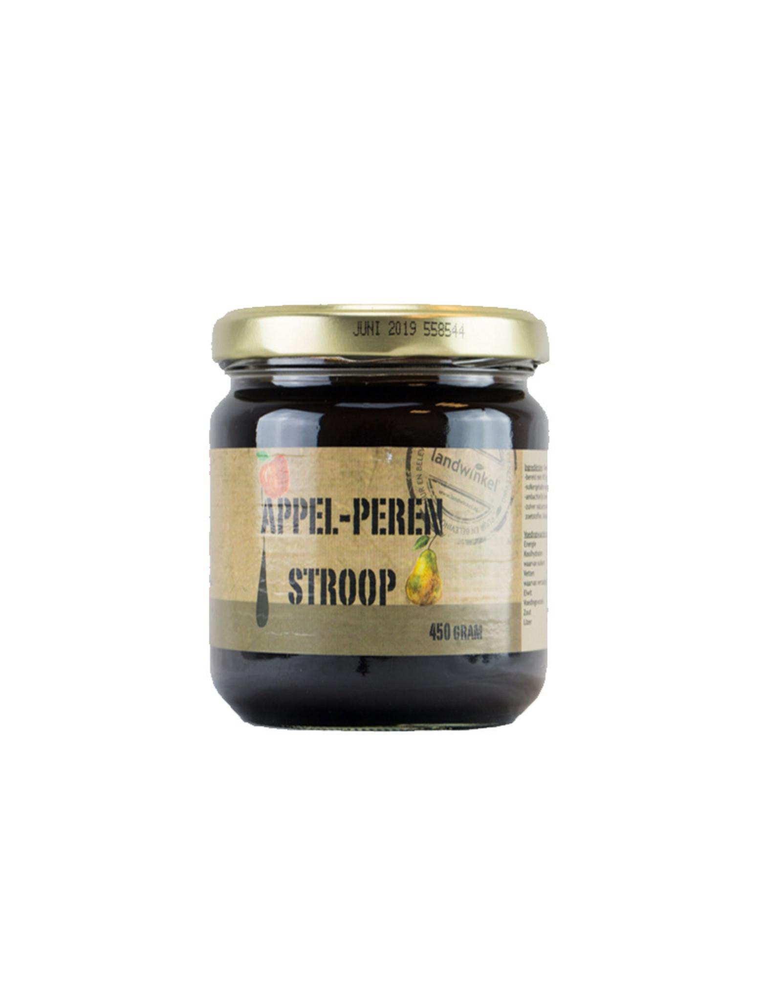 Landwinkel Appel perenstroop 450 gr