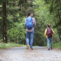 Hoe word je een lange afstand wandelaar?