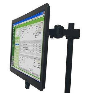 "Newcastle Systems Single Monitorhalter 27"""