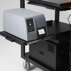 Newcastle Systems Druckerablage ausziehbar
