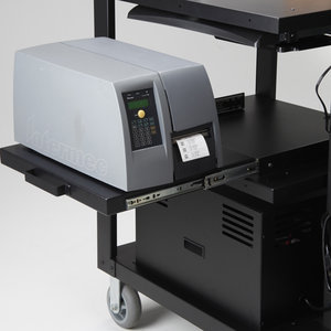 Newcastle Systems Slide out Terminal Printer Shelf