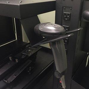 Newcastle Systems Scanner Holder