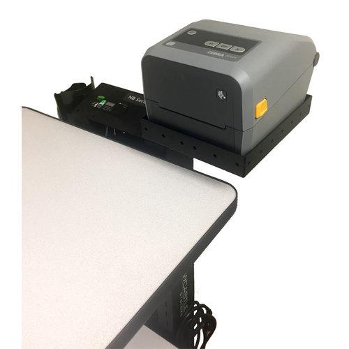 Newcastle Systems Small printer shelf
