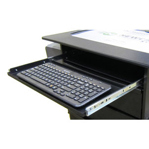 Newcastle Systems Tastaturschublade QC