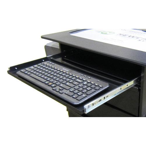 Newcastle Systems Keyboard Tray QC