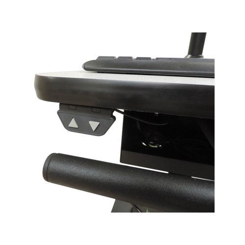 Newcastle Systems APEX Serie PoweredKit - Mobiler Arbeitsplatz mit Stromversorgung