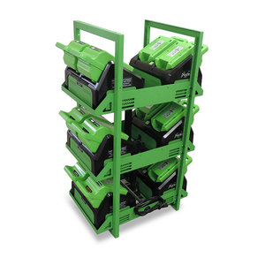 Newcastle Systems NUCR Multi-Bay Charging Rack