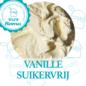 Roma Dagvers roomijs per halve liter Suikervrije vanille
