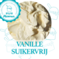 Roma-ijs Essen Dagvers roomijs per halve liter Suikervrije vanille