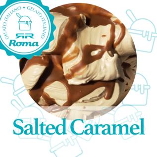 Dagvers roomijs per liter Salted Caramel