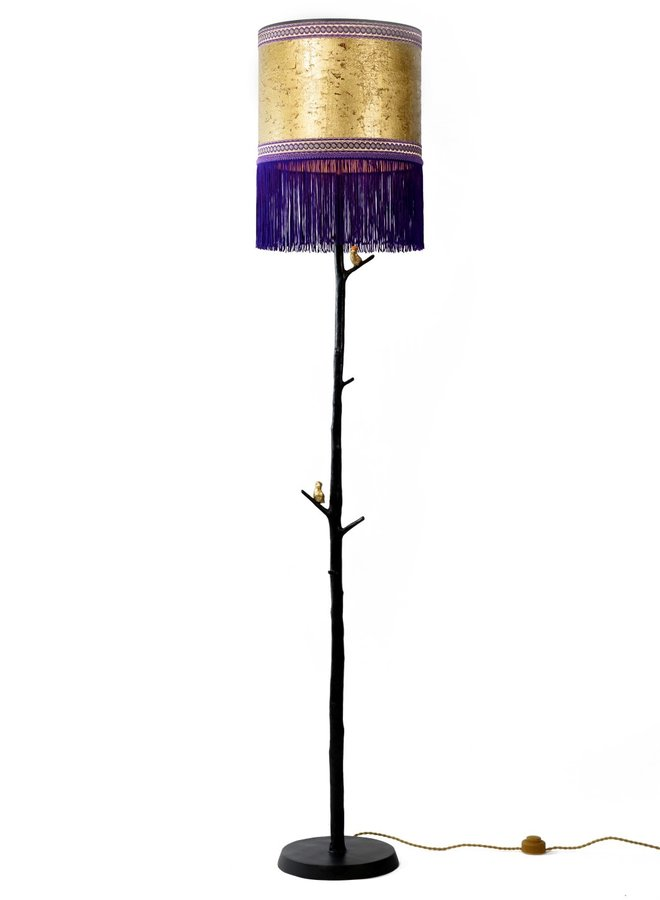 "Floor lamp ""Birdy's Or"""