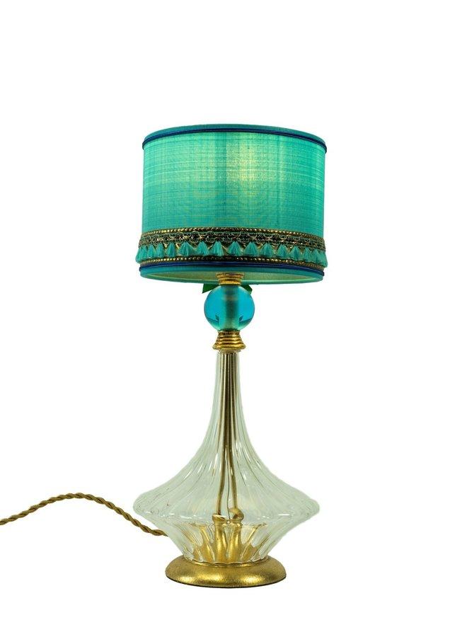 "Table lamp ""Venice d'azuur"""