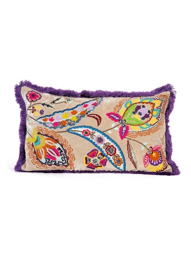 "Cushion ""Viviana"" - rectangle"