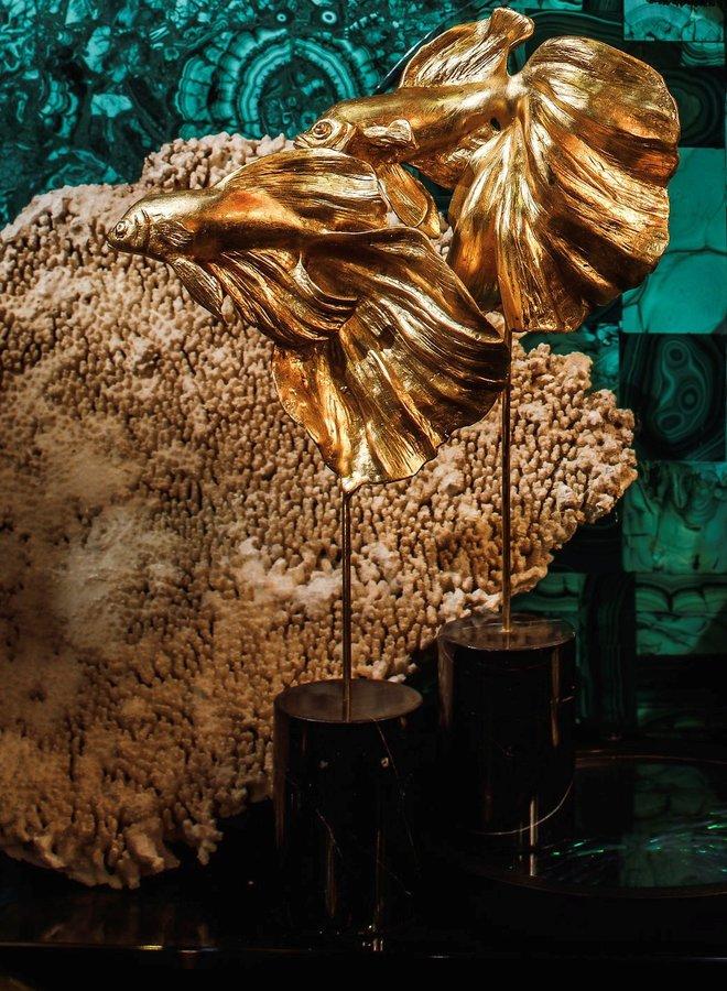 "Decoration ""Goldfish Fly"" - low"