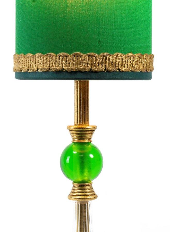 "Table lamp ""Venice Vert"""