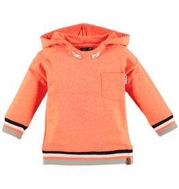 Babyface Boys sweatshirt hooded ORANGE RED