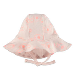 Babyface Baby Girls sun hat PINK CLOUD