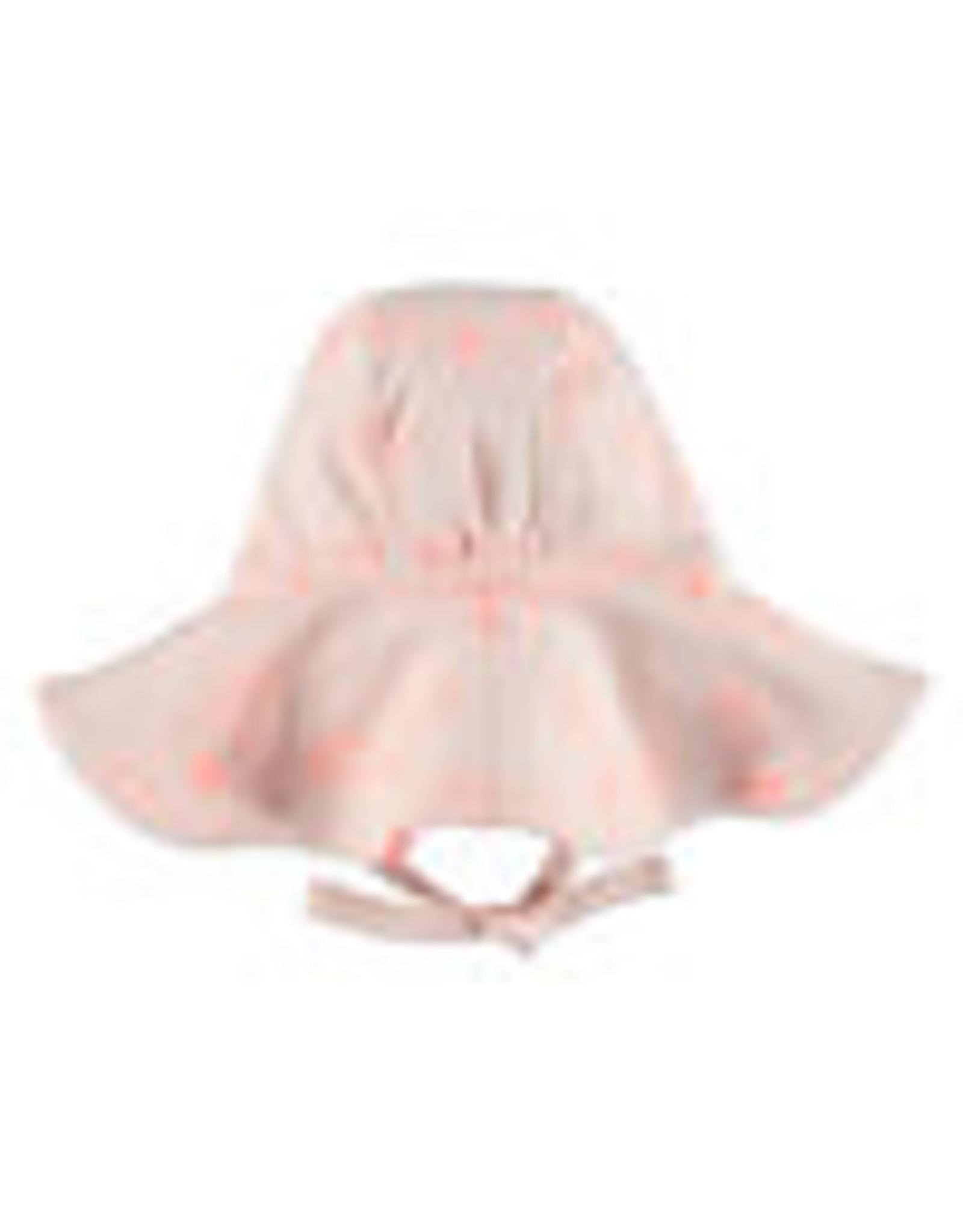 Babyface Baby Girls sun hat PINK CLOUD