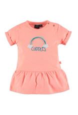 Babyface Baby Girls dress PEACH PINK
