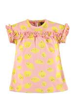 Babyface Baby Girls dress SWEET PINK