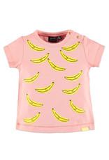 Babyface Baby Girls t-shirt sh.sl. SWEET PINK