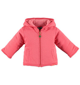 Babyface Baby Girls jacket reversible LOLLYPOP