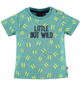 Babyface Baby Boys t-shirt sh.sl. TURQUOISE