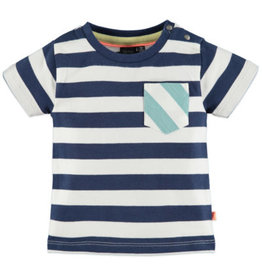 Babyface Baby Boys t-shirt sh.sleeve MARINE