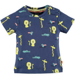 Babyface Baby Boys t-shirt sh.sl. MARINE