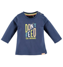 Babyface Baby Boys t-shirt l.sl. MARINE